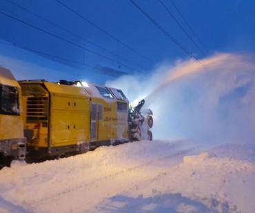 65 cm Neuschnee auf Alp Grüm